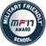 MF17 Award: Military Friendly School